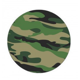 Army dress Design Printed Mobile Popsocket