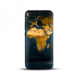 Ensuing World Map Design Mobile Cover For All Mobile