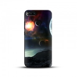 3D Space Design Mobile Cover For All Mobile
