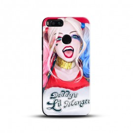 Laughing Harley Quinn Design Cover For All Mobile