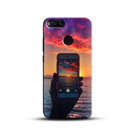 Artsy Pictures Of Sunsets Design Mobile Case