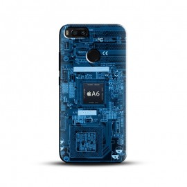 A6 Apple MotherBoard Design Mobile Case For All Mobiles
