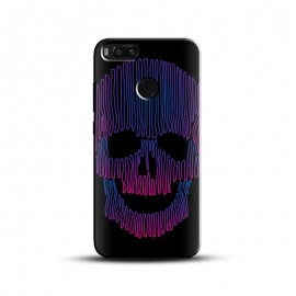 3D Skull Design Mobile Cover For All Mobile