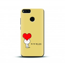 Designer be my love Case and Cover For Mobile Phone