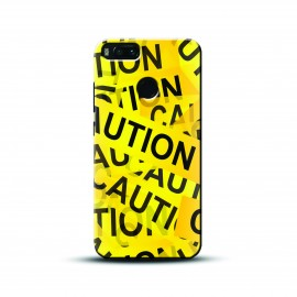 Designer caution ahead Case and Cover For Mobile Phone