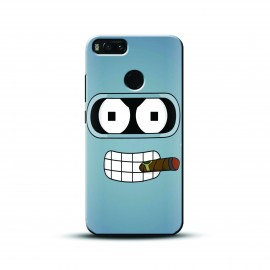 Designer cigar smile Case and Cover For Mobile Phone