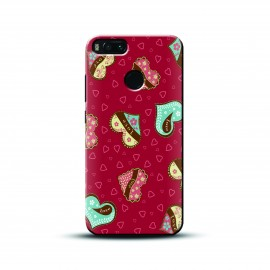 Designer columbus hearts Case and Cover For Mobile Phone