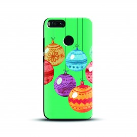 Design hanging balls green Case and Cover For Mobile Phone