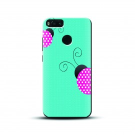Design insect blue Case and Cover For Mobile Phone