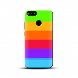 Design i feel rainbow Case and Cover For Mobile Phone