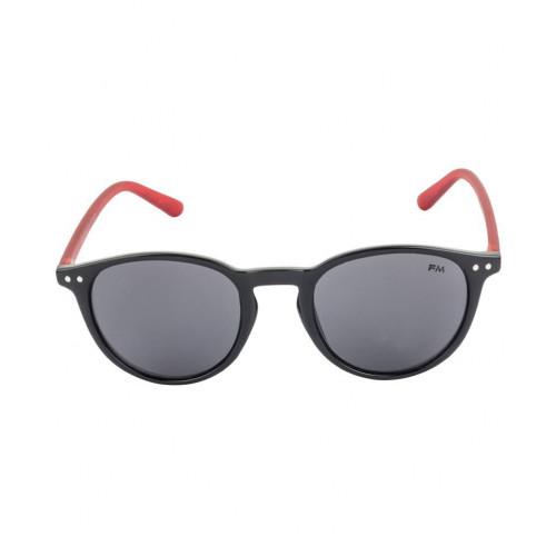 Frank Martin Grey Round Sunglasses ( FM003-C3 )