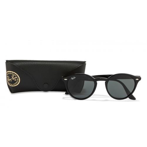 Ray-Ban RB2180 Medium (Size-51) Black Green Women 601-71 Sunglasses