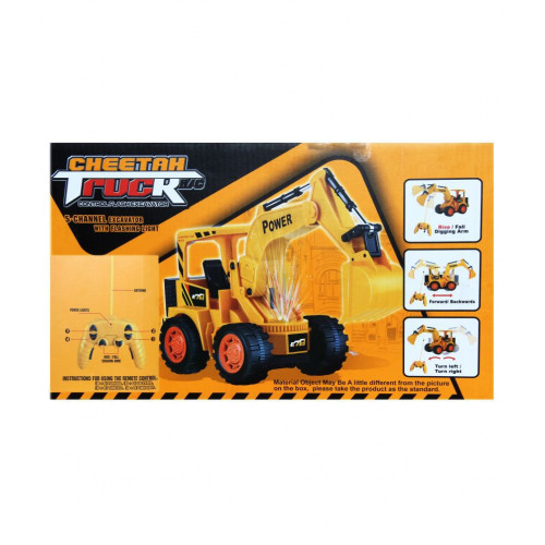 Remote Control Truck Crane Excavator Crawler JCB Plastic Truck Digger Construction Vehicle Toy for Kids