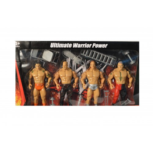 WWE Flexforce Ultimate Warrior Power Fighting Hero Toys for kids