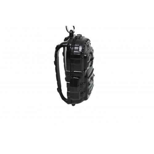 PUBG Back Pack Bag Keychain In Black Colour