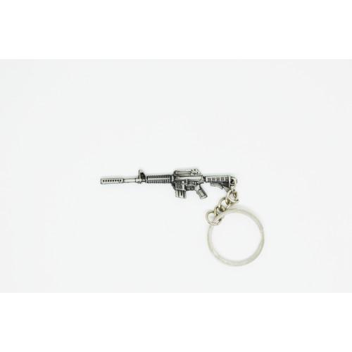PUBG gun M16A4 Keychain