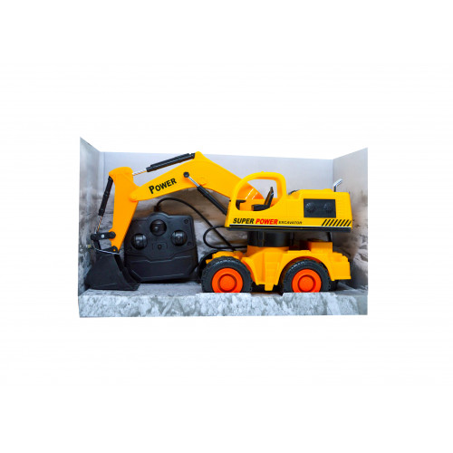 Super Power Construction Truck with Remote Control