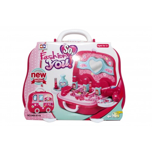 Beauty set ( 3+ age) Pretend Play Set For Baby Gil