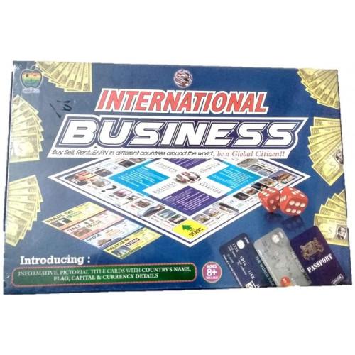 International Business Board Game