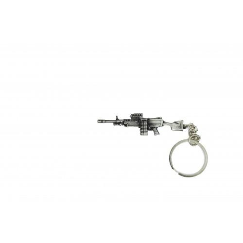 PUBG Gun M249 keychain