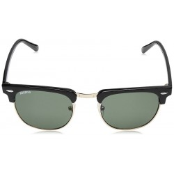 9efcd3307a7 MTV Roadies RD-126-C1 UV Protected Black Frame With Dark Green Mirror Unisex