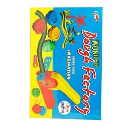 Dough Creativity Play Set by Art Creativity The Complete Doh Set Vibrant Colors Clay