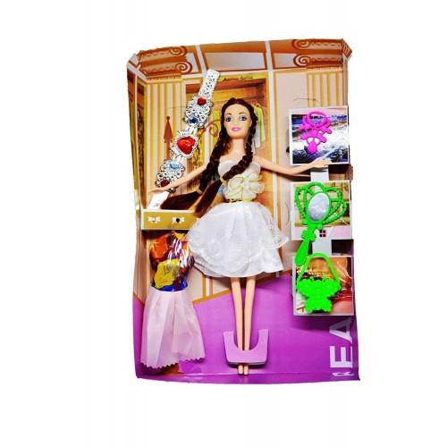 Fashion Barbiee Doll Shine Fashion Girl