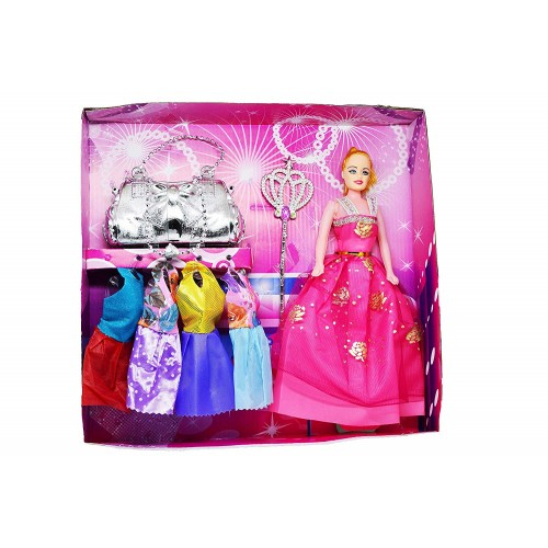 Fashion Barbiee Doll stylish girl doll