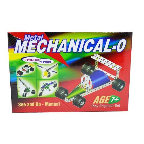 Mechanical-O Create with Fun Junior, Elders
